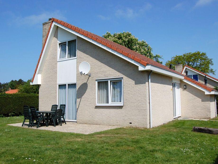 Außenansicht ´t Hoogelandt Texel