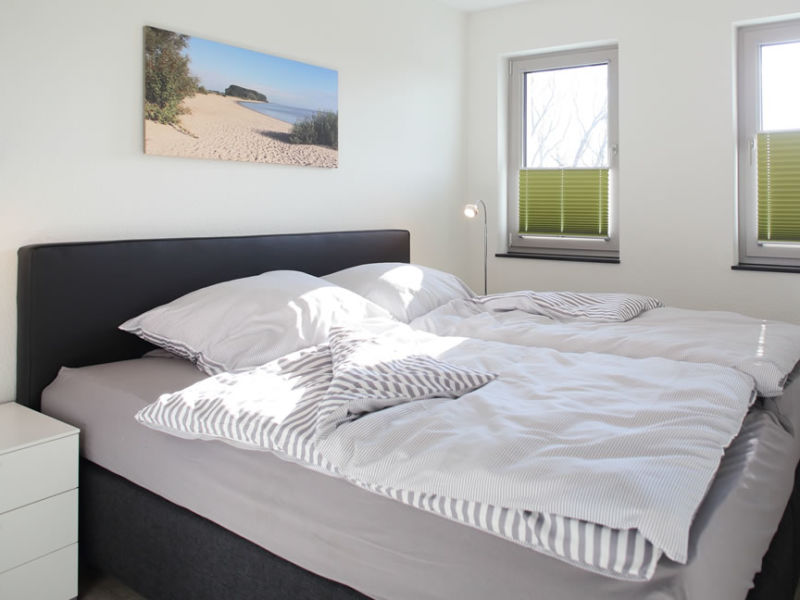 Ferienwohnung Elbstrand Resort Deck 4, Elbblick