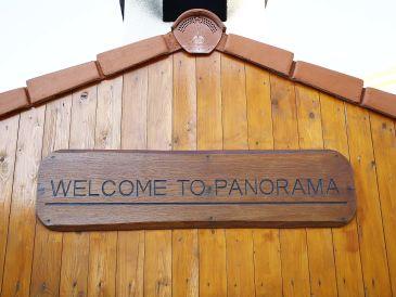 Ferienwohnung im Haus Panorama nahe Naturpark Vrana See
