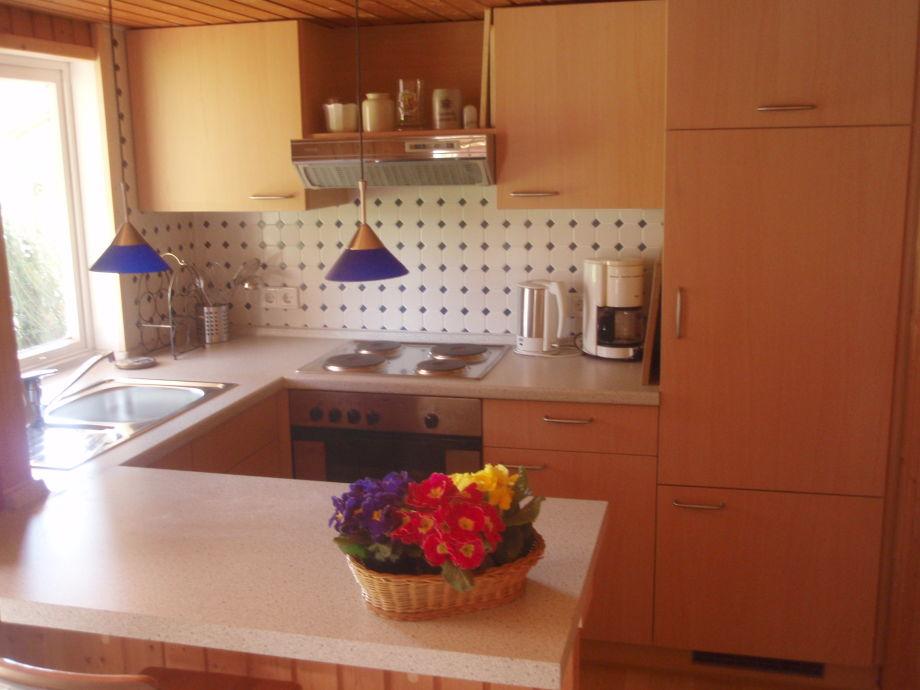 Küche mit Essbereich Bienenhaus