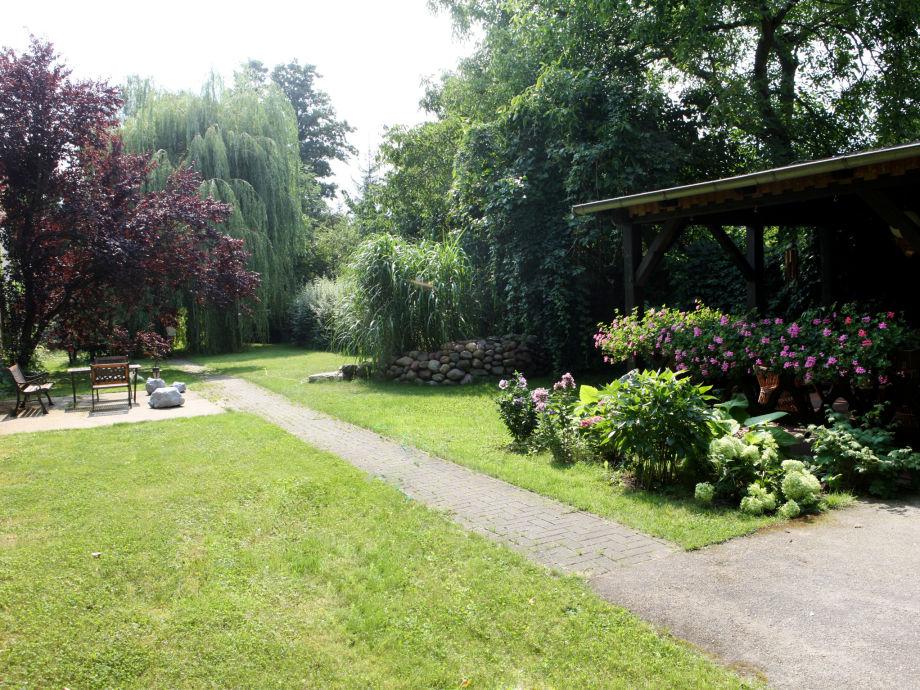Außenaufnahme Gartenresidenz