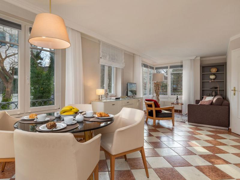 Ferienwohnung 11 in der Villa Quisisana