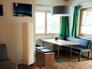 Ferienwohnung Bergwärts Lodge