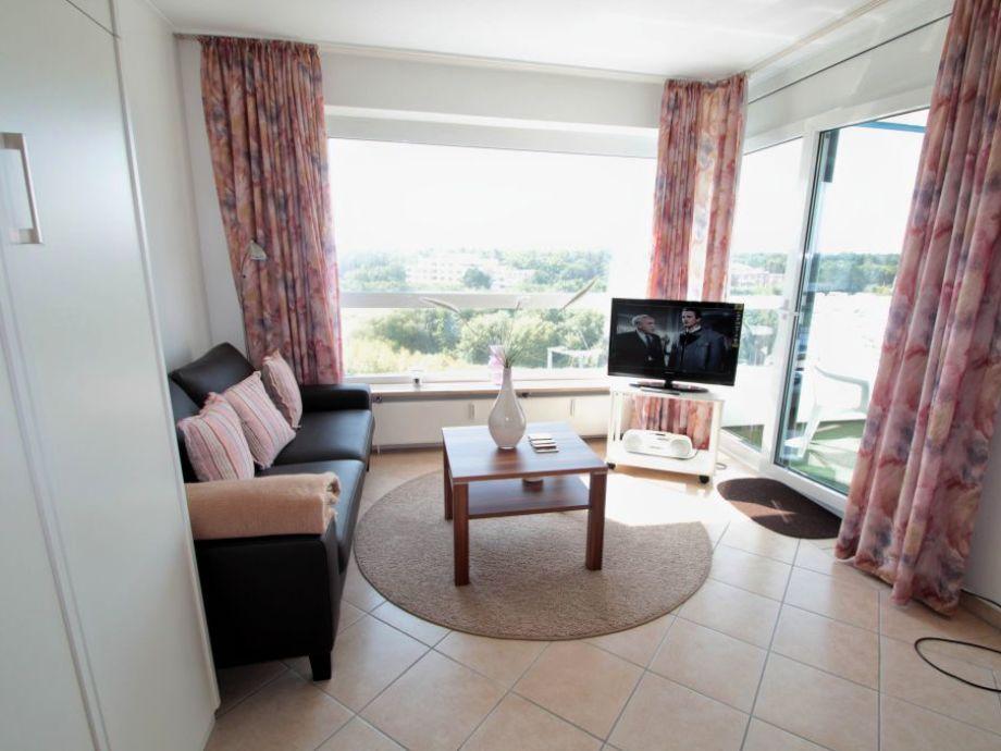 Wohnung 0504 mit Seesicht und Südbalkon