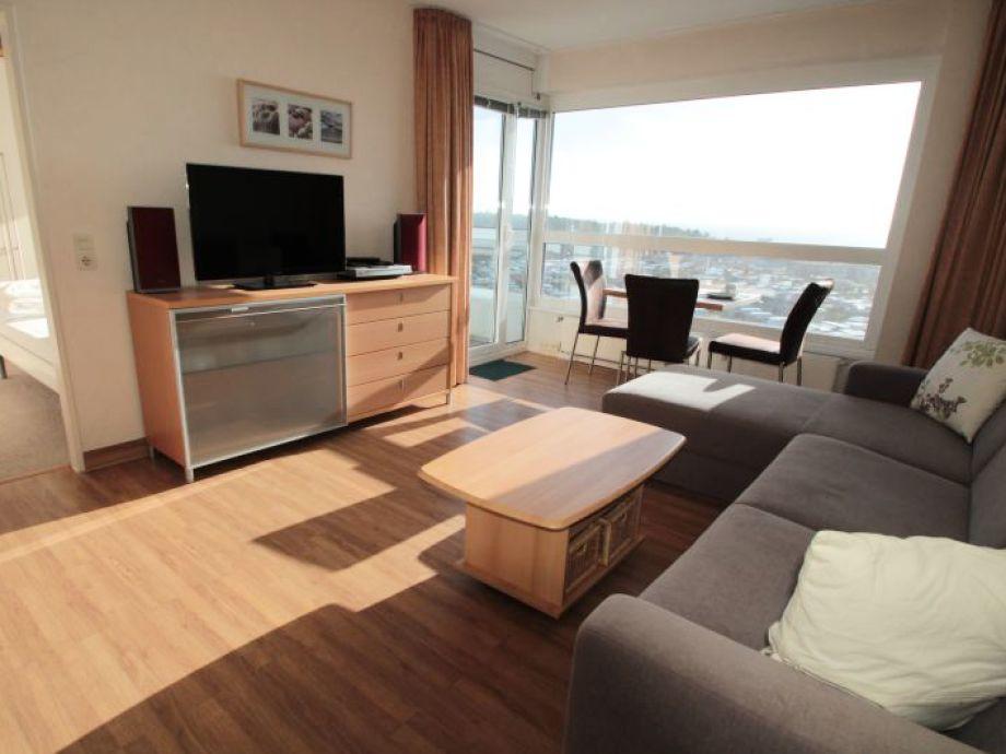 Wohnraum mit Seesicht