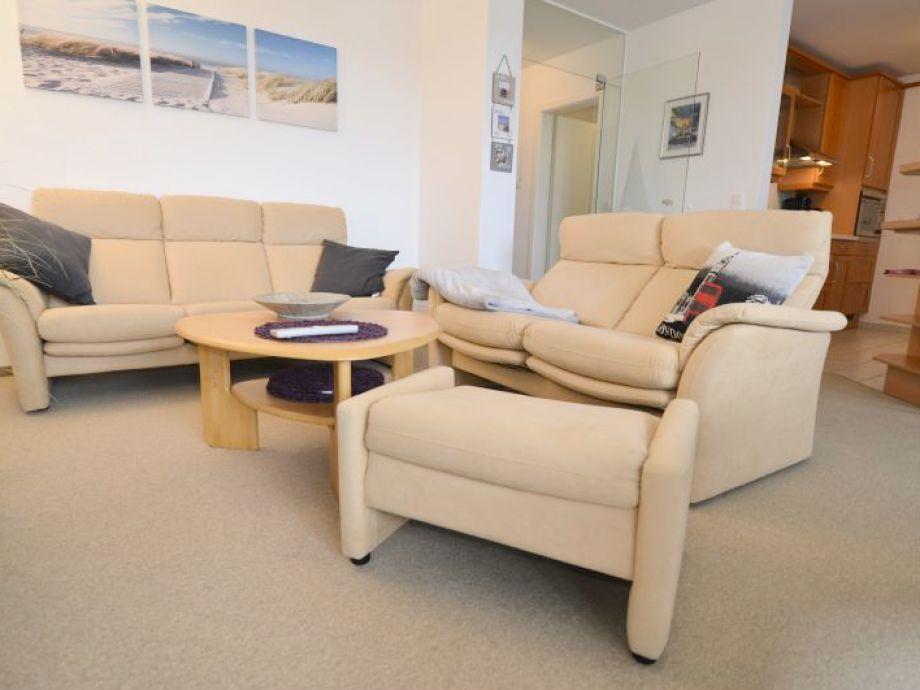 Wohnzimmer mit Stressless Möbeln
