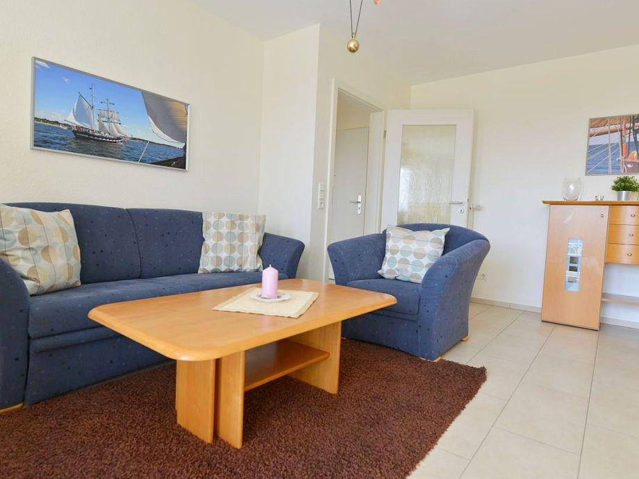 Wohnzimmer mit Südbalkon + W-lan inkluive