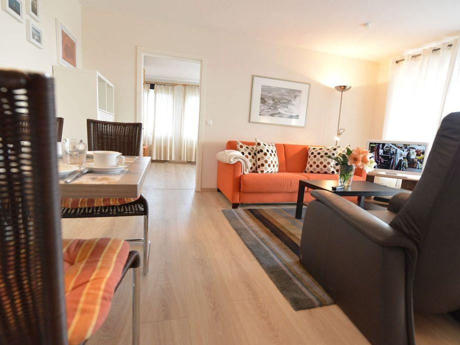 Wohnzimmer mit Terrasse und W-lan inkl.