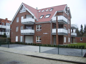 Ferienwohnung Haus Strandburg, Wohnung 1 EG