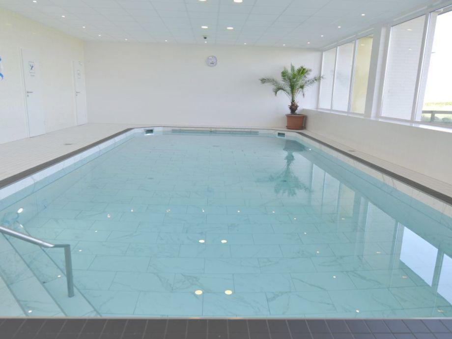 Schwimmbad im Haus inklusive