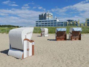 Ferienwohnung Am Sahlenburger Strand AS19