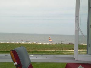 Ferienwohnung Am Sahlenburger Strand AS10