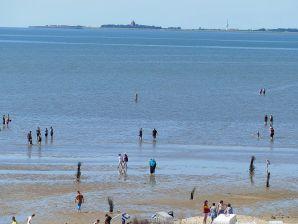 Ferienwohnung Am Sahlenburger Strand AS25