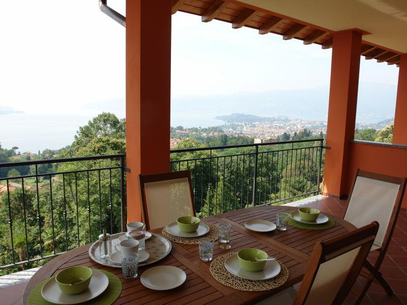 Ferienwohnung Arcobaleno Dante