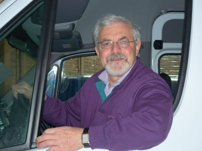 Ihr Gastgeber Bernhard Kassner