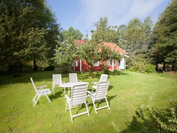 Ferienhaus Lönneberga am See -  Fluss Vrigstadsån