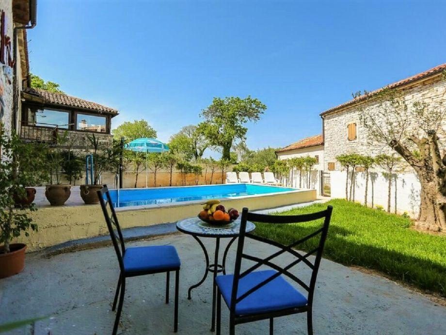 Marasi with pool