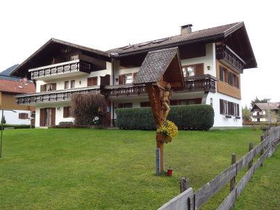 Sonnenkopf im Gästehaus Breyer