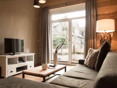Stadt Chalet - Appartement 1