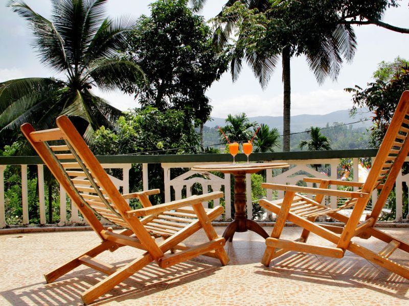 Gästehaus Rainforest Lodge