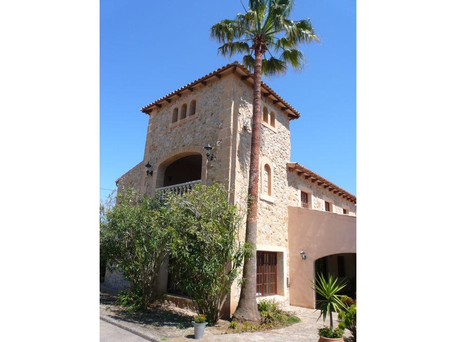 Finca Casa-Nana im Südosten Mallorcas