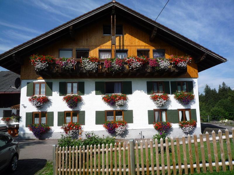 Ferienwohnung Ferienhof - Kugler Illerblick