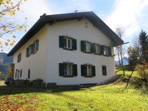 Holiday house Alpenbichl