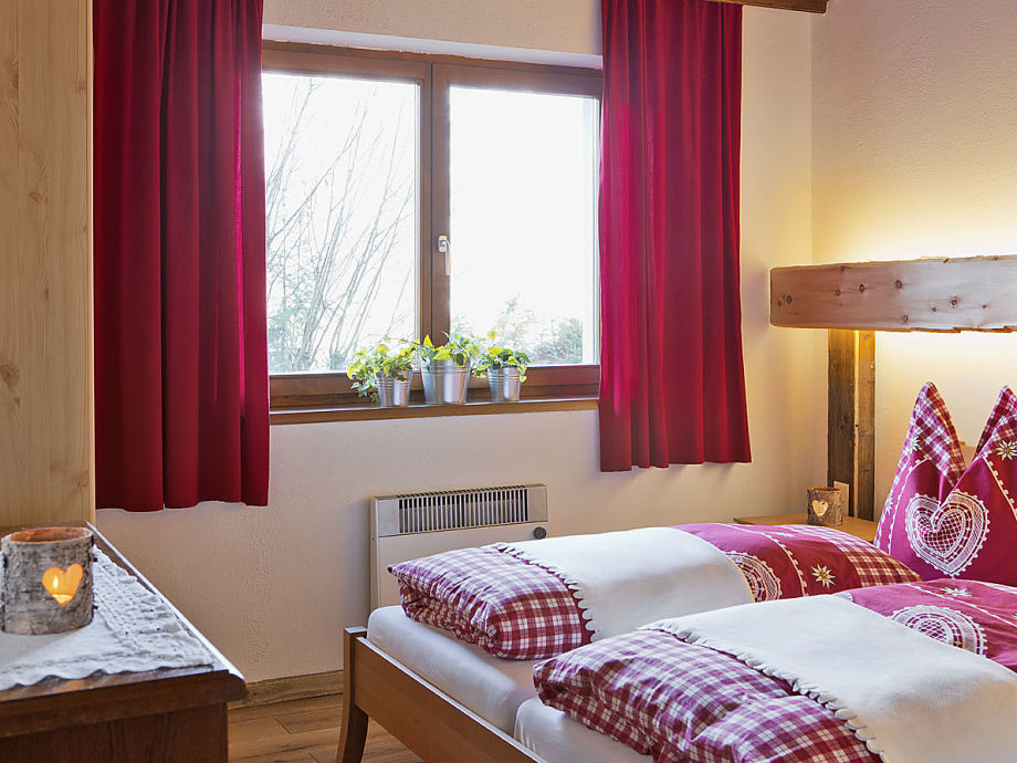 Schlafzimmer Ferienwohnung 5