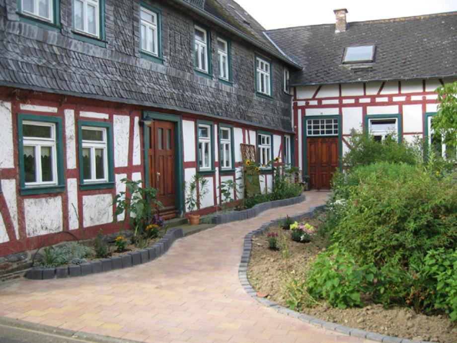 Historisches Hunsrücker Fachwerkhaus