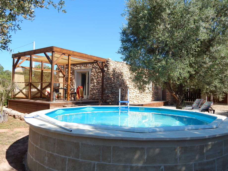Pool - terrace