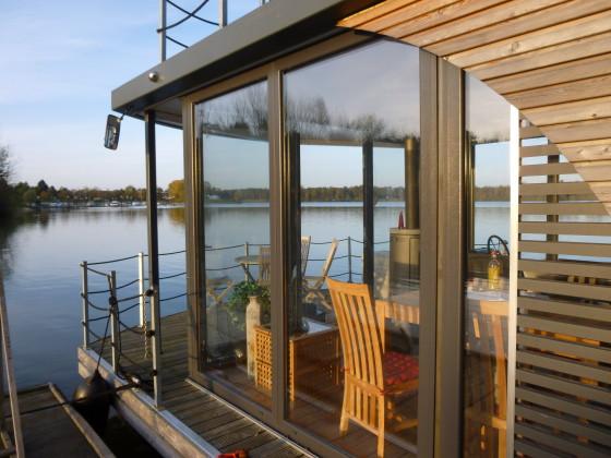hausboot nautilus holland jachthaven lauwersmeer nordsee. Black Bedroom Furniture Sets. Home Design Ideas