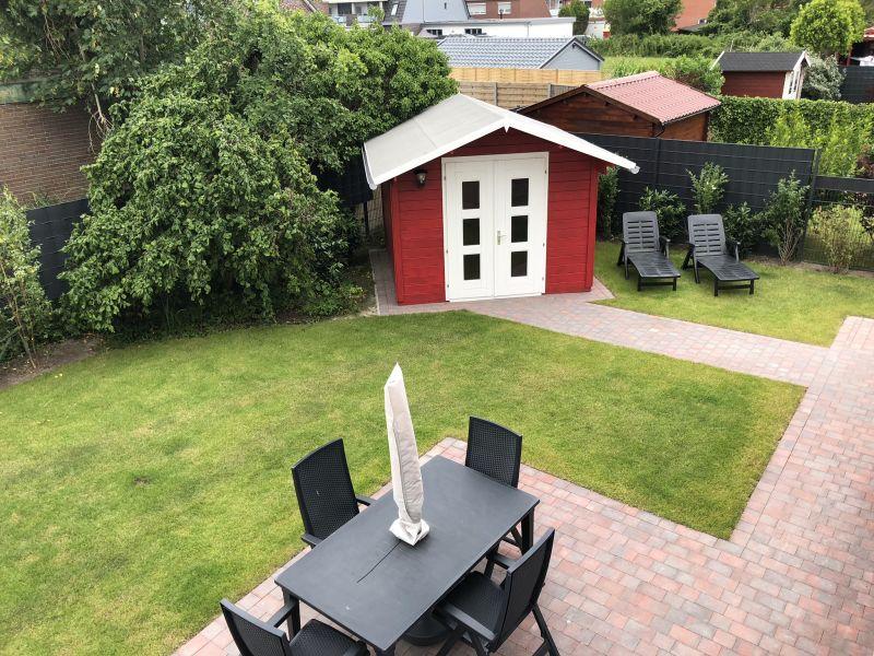 Ferienwohnung Dat Ferienhus Norddeich EG-Wohnung 7 (ehem. Kathis Appartement)