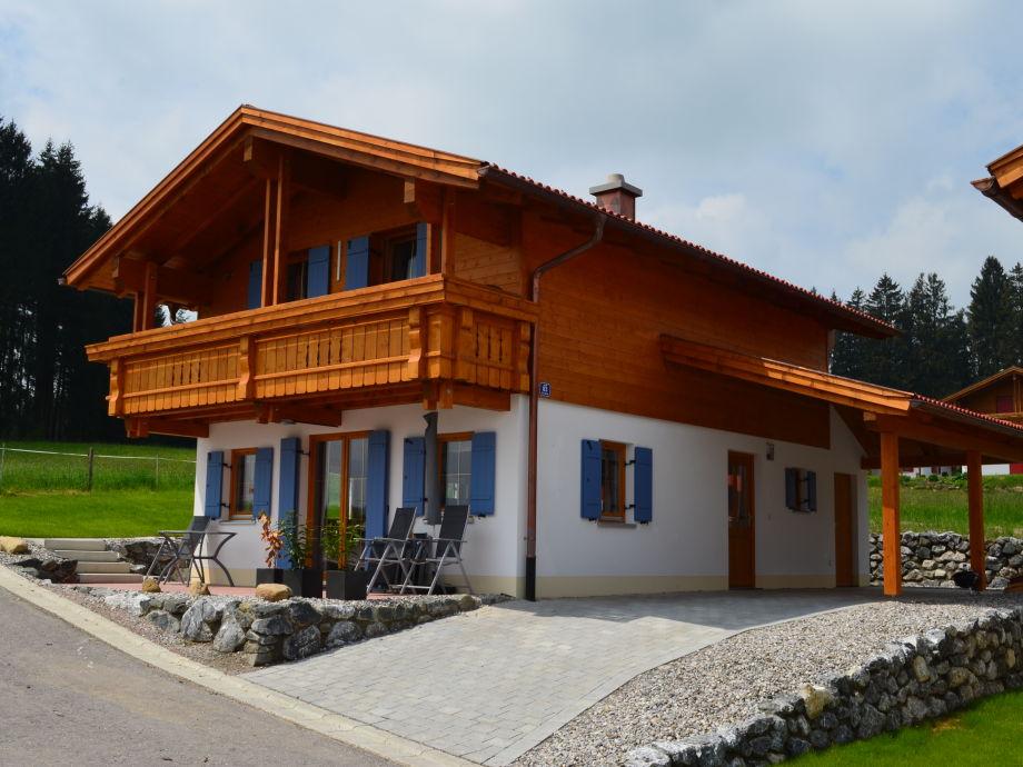 Ferienhaus in Randlage