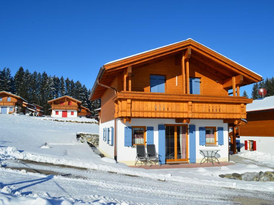 Ferienhaus Casa Bavaria  - Randlage