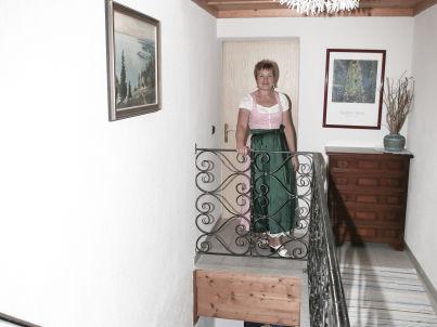 Ihr Gastgeber Margit Wallmann