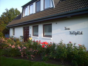 Holiday apartment Pellworm in Haus Halligblick