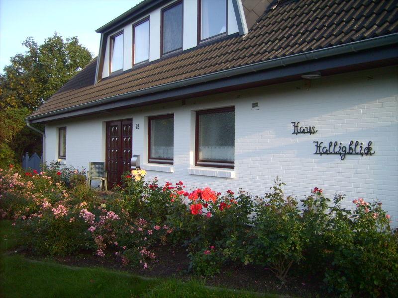 Ferienwohnung Pellworm im Haus Halligblick