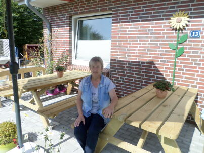Ihr Gastgeber Monika Lipp