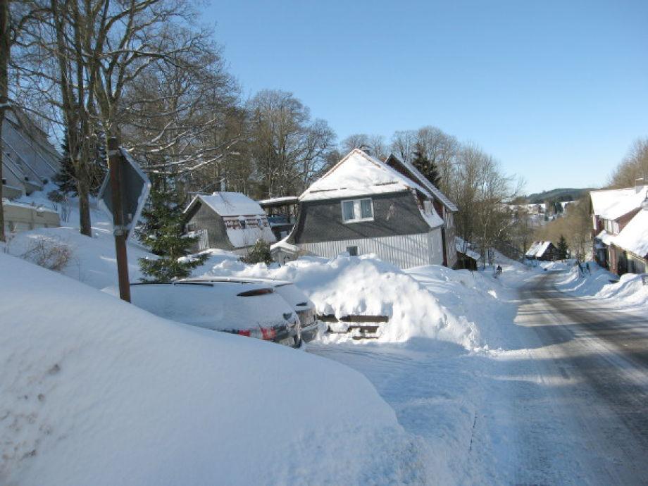 Ein schneereicher Winter