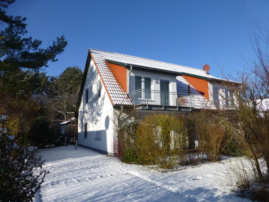 Ostsee im Winter erleben: Steinbock-Ferienwohnungen