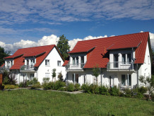 Ferienwohnung Alter Schulgarten - Haus Achterwasser