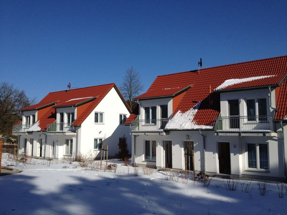 Wintererlebnis auf der Insel Usedom Warme Ferienwohnung
