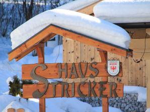Ferienhaus Stricker