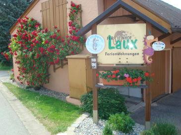 Ferienwohnung 2 auf dem Ferienhof Laux
