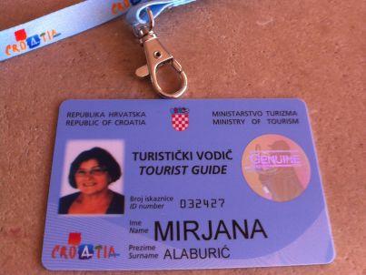 Ihr Gastgeber Mirjana Alaburic