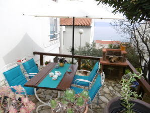 Holiday apartment Mare e Sole with air-conditioning, sea-gaze neare the beach