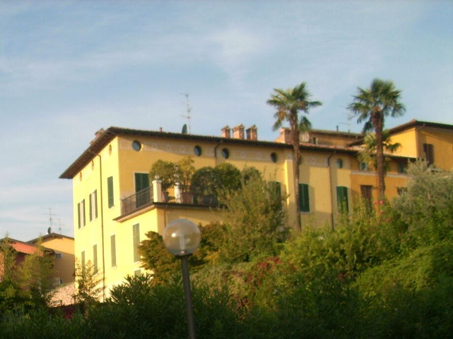 Villa Savallo hinterer Ansicht