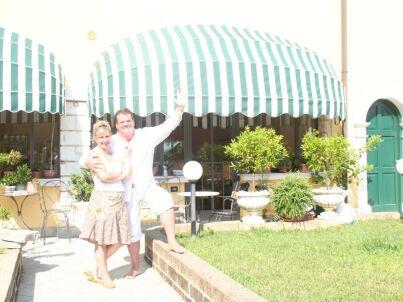 Ihr Gastgeber Adrien & Fabrizia Verhoeven - Mazzola
