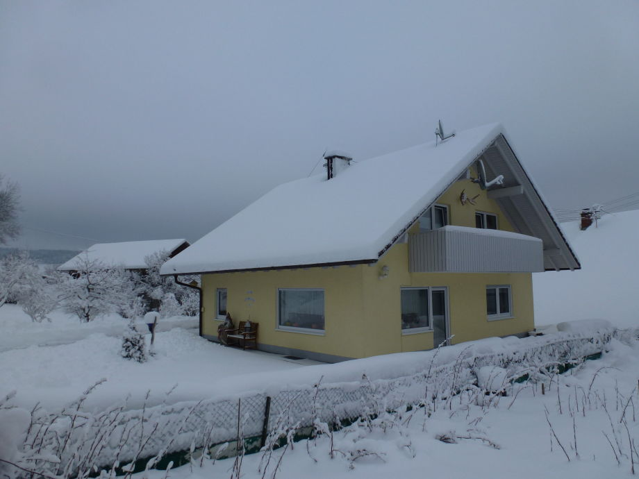 Winter in Wellendingen