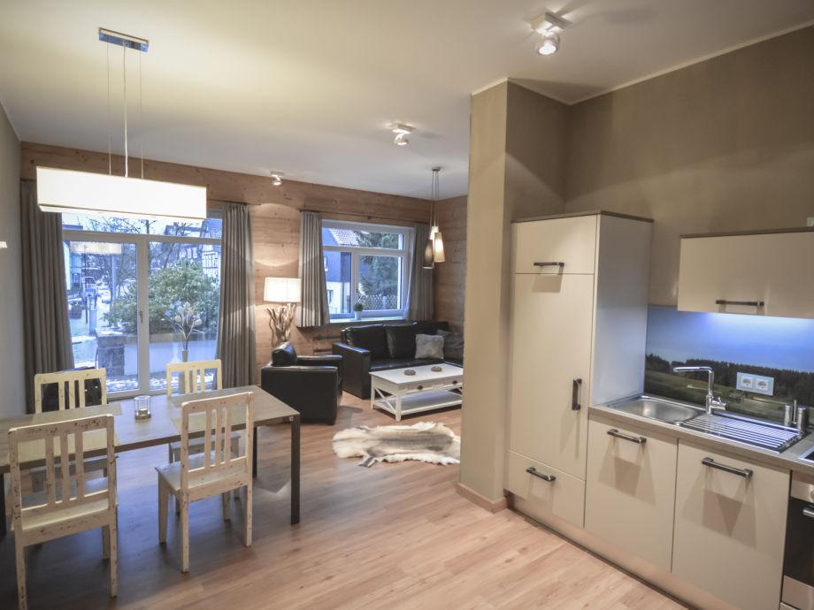 Appartement 2 - Wohnküche